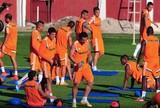 Treino do Fluminense