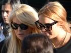 Depois de ser rejeitada, Lindsay Lohan consegue vaga em hotel