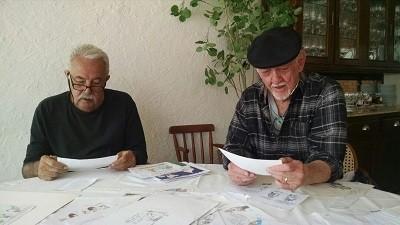 Carlos Vergara e Jaguar