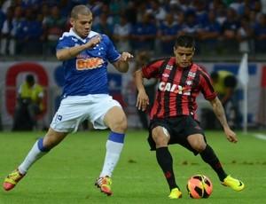 Atlético-PR x Cruzeiro (Foto: Bruno Baggio/Site oficial do Atlético-PR)