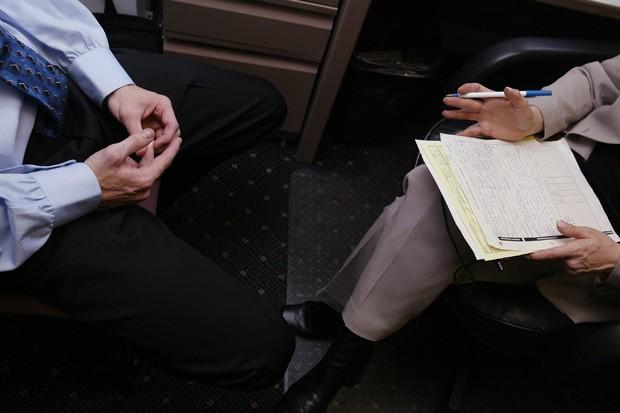 Entrevista de emprego (Foto:  Chris Hondros/Getty Images)