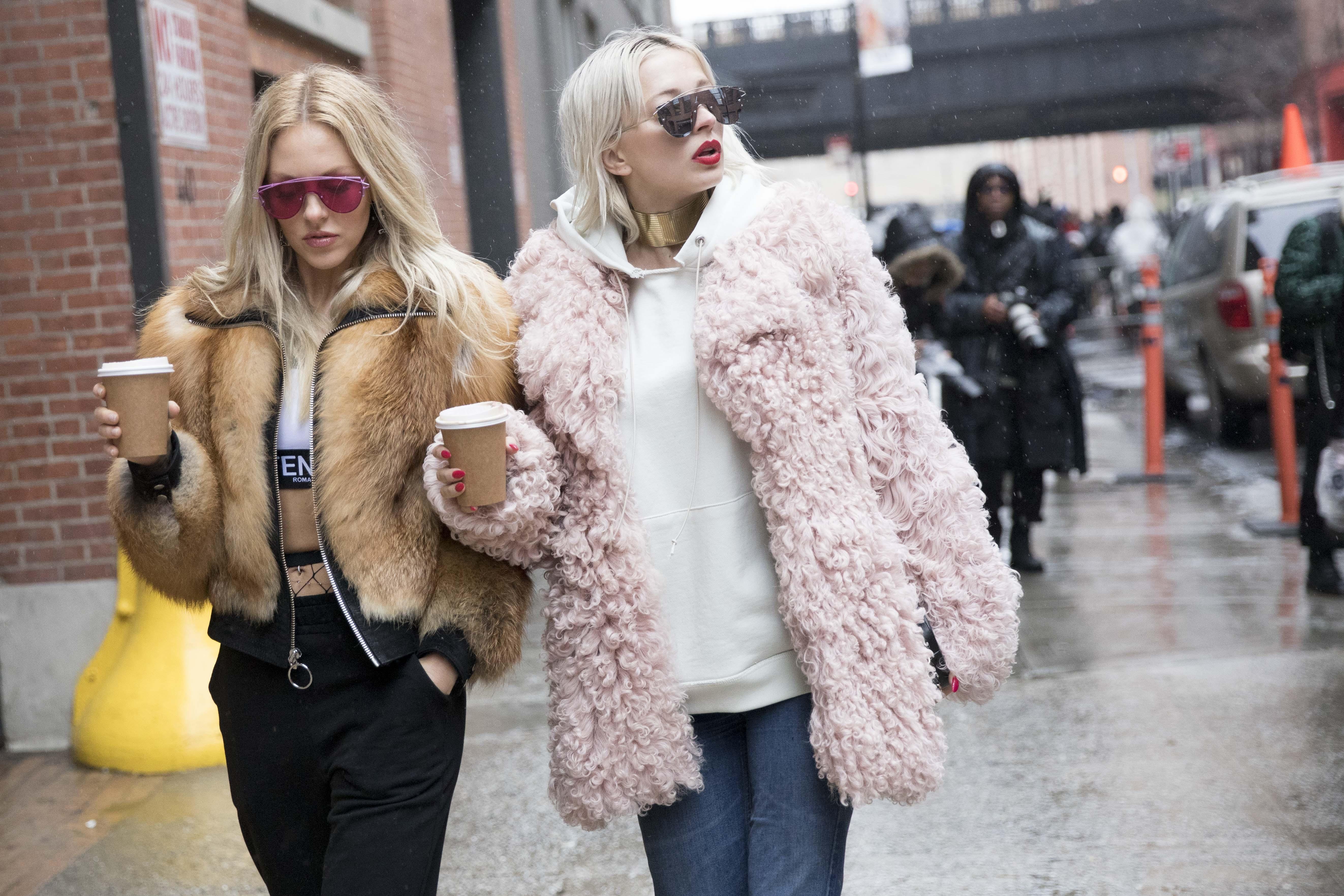 Street style, NYFW, inverno 2018: dia 3 (Foto: Adriano Cisani / What A Street)