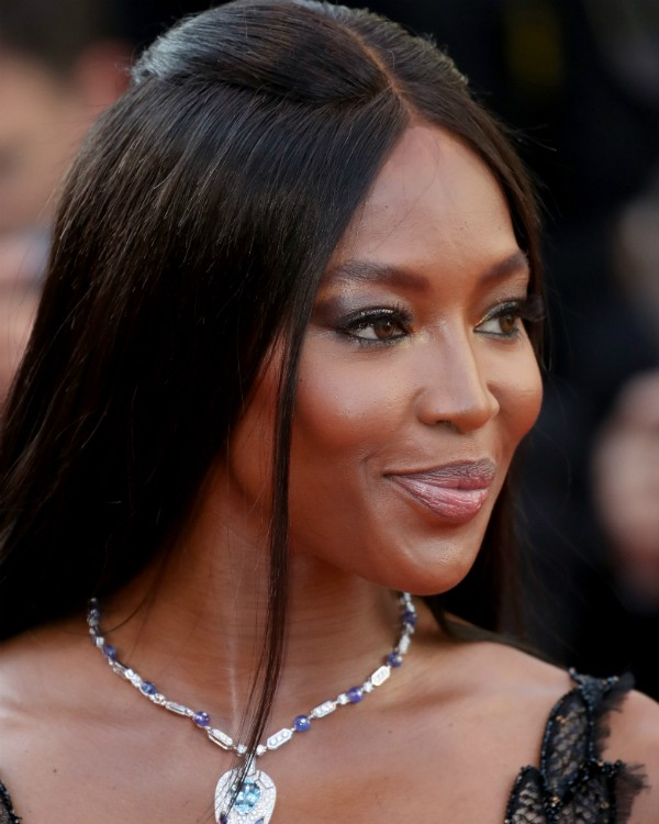 Naomi Campbell no festival deste ano (Foto: Getty Images)