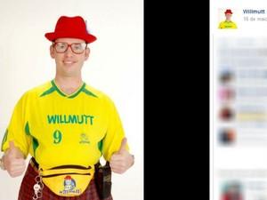 Willmutt morreu em um acidente de carro em Goiás (Foto: Reprodução/Facebook)
