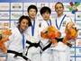 Brasil conquista duas pratas e três bronzes nos Abertos Europeus