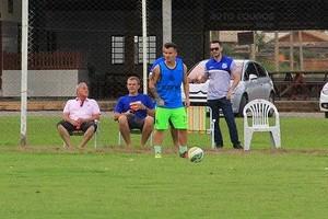 Jean Chera, Sinop (Foto: Valcir Pereira/SportSinop)