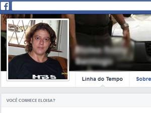 Eloysa Samy Santiago defende ativistas em protestos (Foto: Reprodução/Facebook)