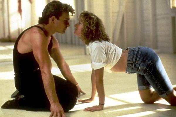 Patrick Swayze e Jennifer Grey, em Dirty Dancing: Ritmo Quente (1987) (Foto: Divulgação)