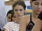 Isabela não sabe se continua Direito na faculdade (Rede Globo)