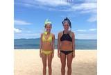 Antes de ir para o Hava�, Kelly Slater faz viagem paradis�aca com namorada