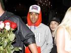 Chris Brown anuncia aposentadoria e fala sobre Rihanna no Twitter