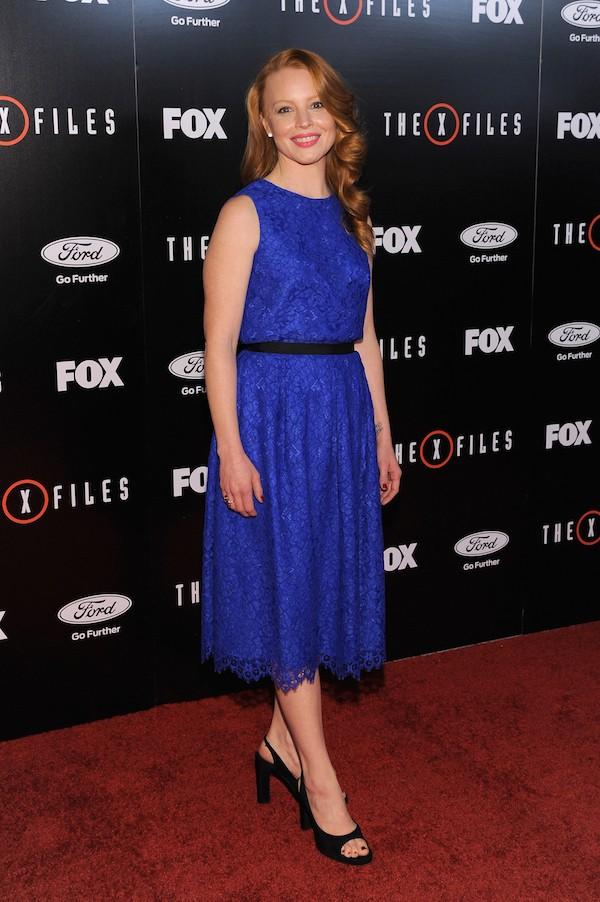 A atriz Lauren Ambrose (Foto: Editora Globo)
