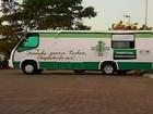 Ônibus de prefeitura é apreendido por suspeita de crime eleitoral no RJ