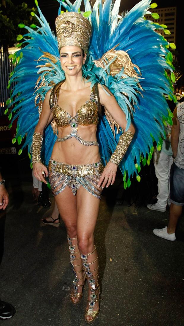 Luciana Gimenez (Foto: Marcos Ferreira/ Brazil News)