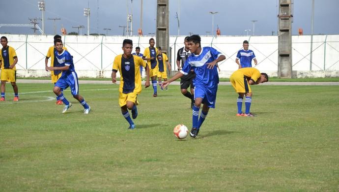 Copa Amapá de Futebol Junior (Foto: Foto: Rosivaldo Nascimento)