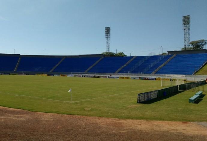 Estádio do Café  (Foto: Leopoldo Karan/RPC)