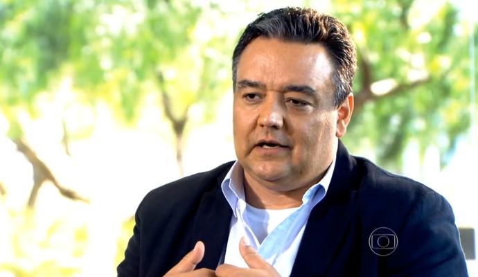 Especialista do sono, Marco Tulio de Mello (Foto: Reprodução TV Globo)