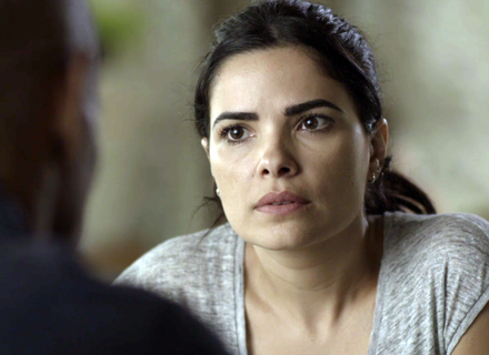 Antônia descobre nova pista sobre processo da morte de Mirella