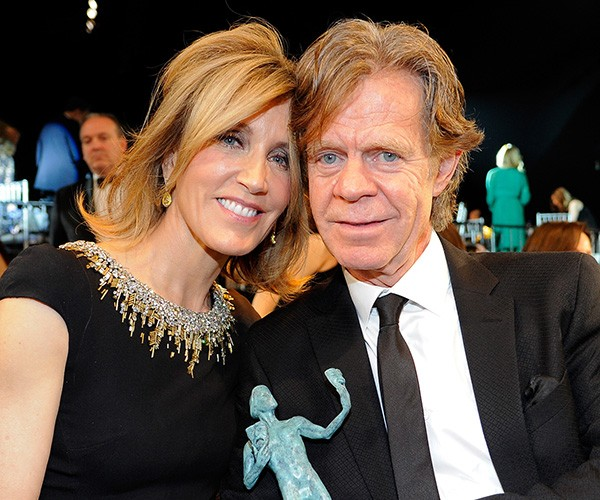 Felicity Huffman e William Macy (Foto: Getty Images)