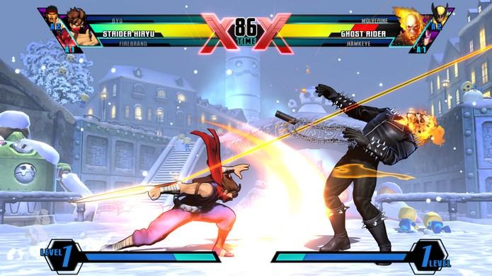 Ultimate Marvel vs. Capcom 3 (Foto: Divulgação/Capcom)
