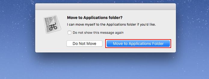 Movendo o CheatSheet para a pasta de aplicativos do macOS (Foto: Reprodução/Edivaldo Brito)