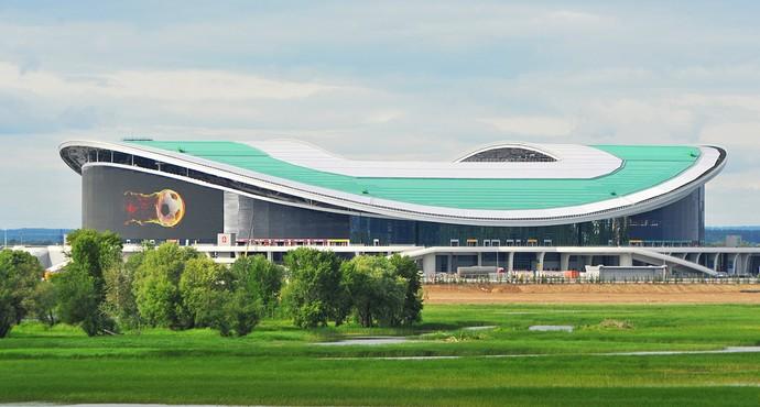 Arena de Kazan  (Foto: Divulgação / Kazan2015)