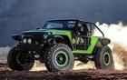 Veja como anda o  Jeep Wrangler com motor Hellcat (Divulgação)
