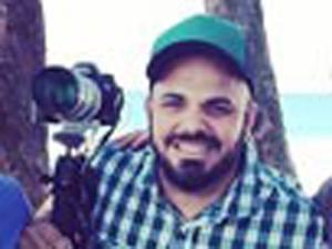 Marcelo de Oliveira Lyra era cinegrafista (Foto: Reprodução/Instagram)