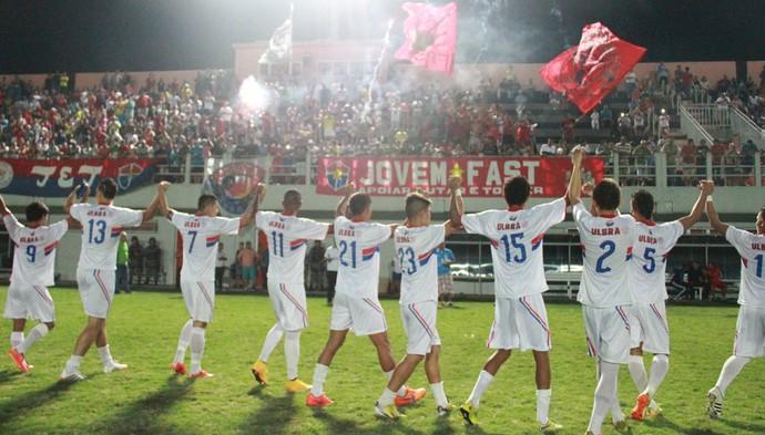Fast campeão Copa Amazonas 2015 (Foto: Marcos Dantas)