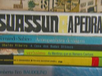 Livros permitem o convívio com as diferenças (Foto: Reprodução / TV Globo)