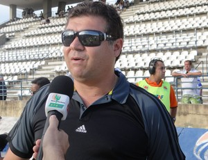 Jotinha Alexandre, presidente do ASA (Foto: Caio Lorena / Globoesporte.com)