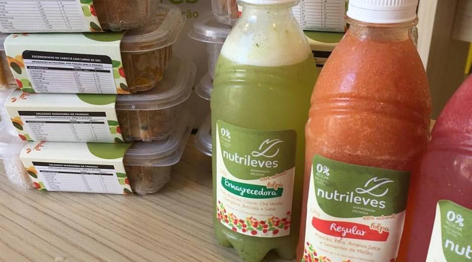 Produtos da Nutrileves conquistaram mercado de Goiânia e agora também são vendidos em Brasília (Foto: Divulgação)