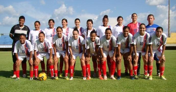 Estrela Real estreia na Copa do Brasil de Futebol Feminino (Foto: Divulgação)