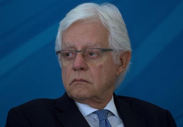 O ministro Moreira Franco (Foto: Joédson Alves/EFE)