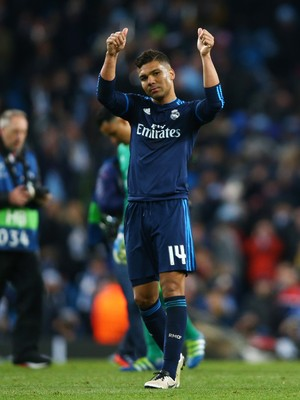 Casemiro Real Madrid (Foto: Getty Images)