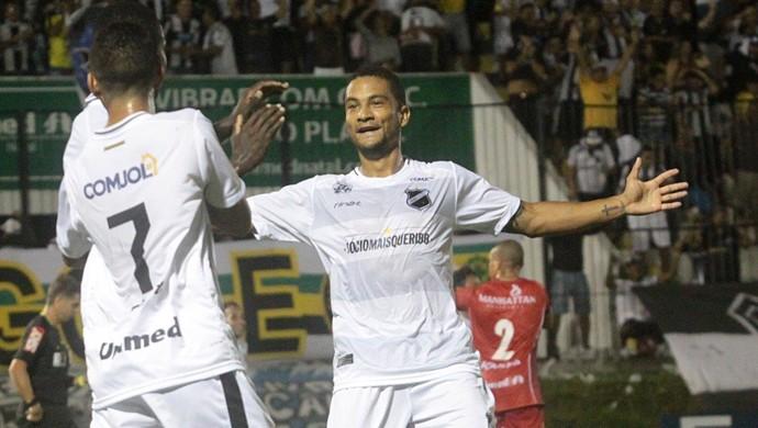 Felipe Guedes Jones Carioca Erivélton ABC (Foto: Frankie Marcone/ABC)