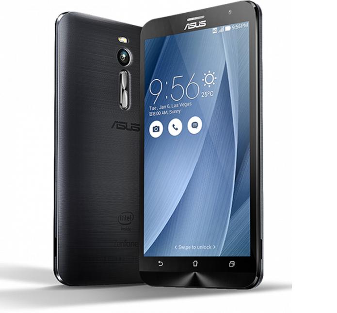 ZenFone 2 foi anunciado oficialmente pela Asus (Foto: Divulgação)