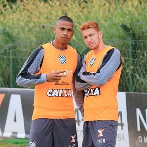 Bruno Alves Ferrugem Figueirense (Foto: Luiz Henrique/Figueirense FC)