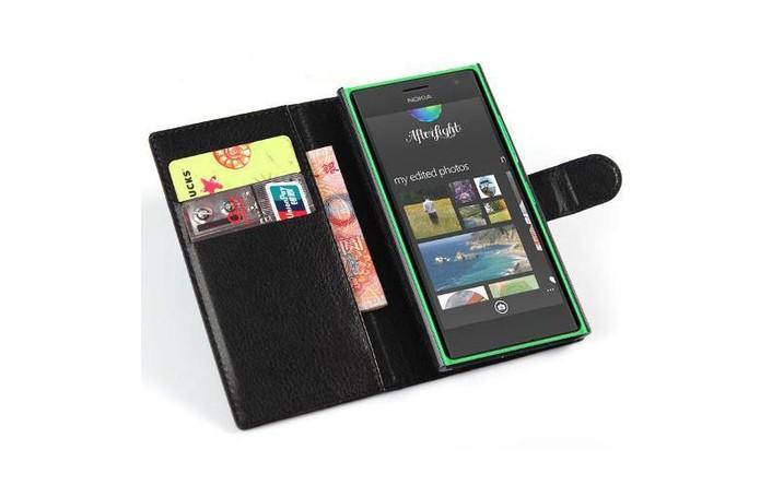 Capa carteira oferece compartimentos para guardar cartões e dinheiro (Foto: Divulgação/nave10)