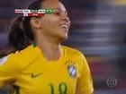 Brasil conquista terceira vitória no Mundial Feminino do Canadá