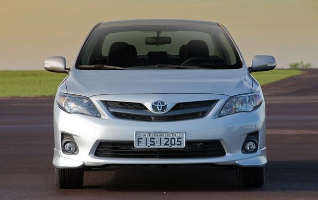 Toyota Corolla XRS (Foto: Divulgação)