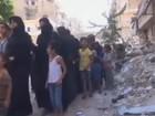 Ação do governo sírio pode vitimar 100 mil crianças em Aleppo, diz ONU