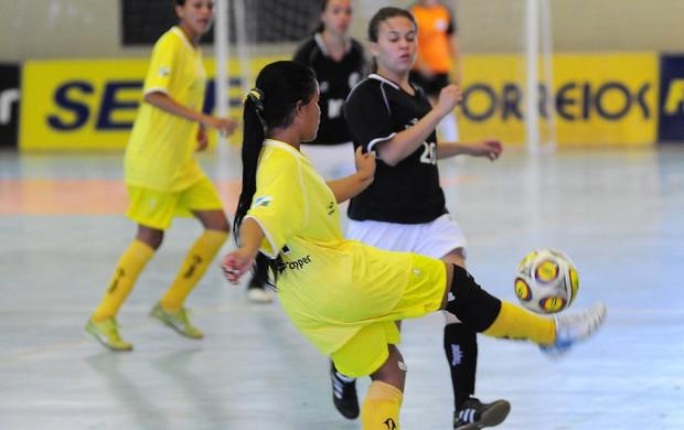 Brasileiro de seleções sub-15 em Manaus (Foto: Cristiano Borges/CBFS)