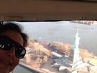 Após carnaval, Ivete Sangalo chega a Nova York para show