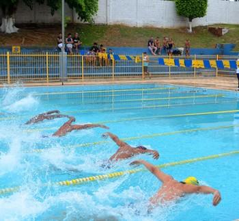 Estadual de natação Acre (Foto: Nathacha Albuquerque)