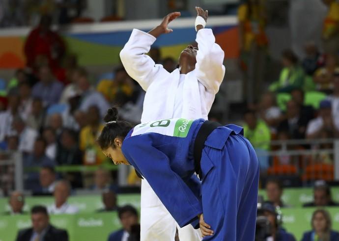 Bronze  Mariana Silva  (Foto: Reuters)