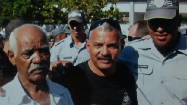 Família Gregório serviu e serve a Polícia Militar em Presidente Prudente (Foto: Polícia Militar/Divulgação)