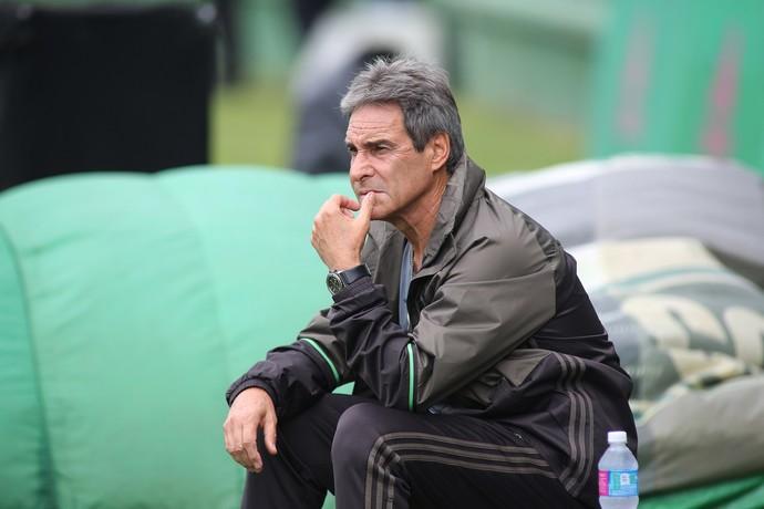 Carpegiani Coritiba (Foto: Giuliano Gomes/ Agência PR PRESS)