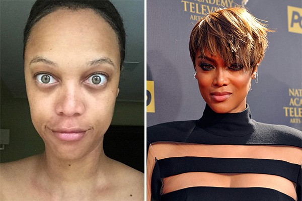 Tyra Banks (Foto: Instagram e Getty Images)