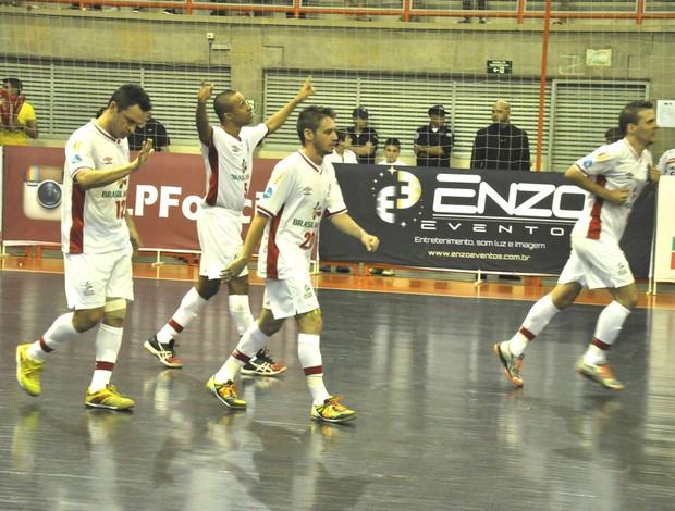 Sorocaba Orlândia Liga Paulista futsal (Foto: Danilo Camargo/Divulgação)